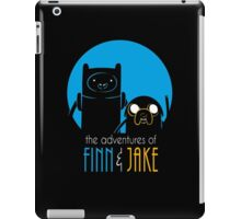 The adventures of Finn and Jake iPad Case/Skin