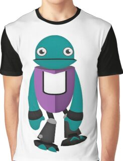 Robot Character #102 Graphic T-Shirt