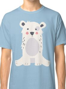 Cute polar bear Classic T-Shirt