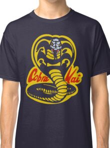 Golden Cobra Kai Karate Classic T-Shirt