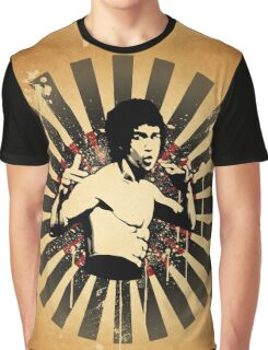 Bruce Lee - Be Water My Friend Graphic T-Shirt