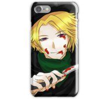 Mystic Messenger - Yoosung (Halloween series) iPhone Case/Skin