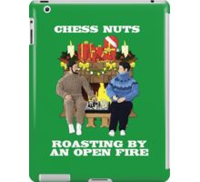 Chess Nuts Roasting By An Open Fire! iPad Case/Skin