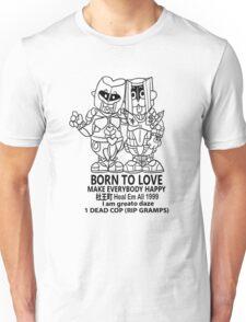 Born to Die Ver2 Unisex T-Shirt
