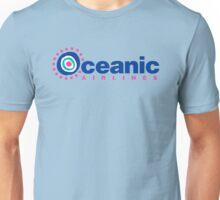 OCEANIC AIRLINES - FLIGHT 185 - LOST Unisex T-Shirt