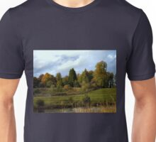 Autumn over the Clyde Valley Unisex T-Shirt