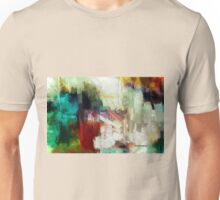 Abstract Staircase Unisex T-Shirt