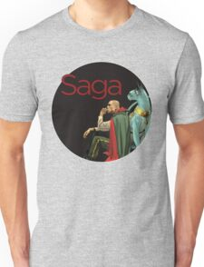 Saga - The Will Unisex T-Shirt