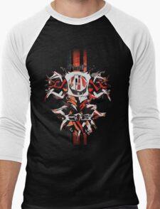 Tribal Tech Men's Baseball ¾ T-Shirt