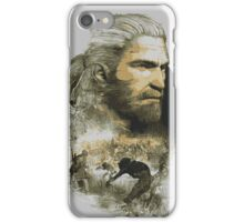 The Witcher - Gerald iPhone Case/Skin