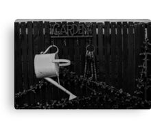 Key's To The Garden Canvas Print