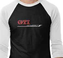 MK7 GTI 40 Years Men's Baseball ¾ T-Shirt