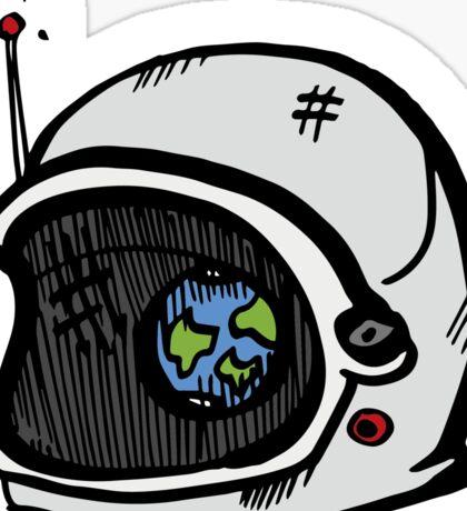 Houston... Sticker