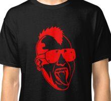 Punk Face Classic T-Shirt