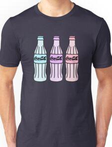 Tumblr Design  Coca ColaSoda Bottles Unisex T-Shirt