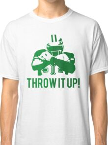 Throw It Up Classic T-Shirt