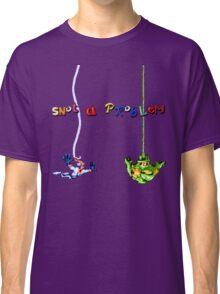 Earthworm Jim - Snot a Problem Classic T-Shirt