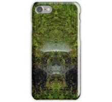Skull Moss Kaleidoscope iPhone Case/Skin
