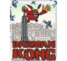 DarmaniKong iPad Case/Skin