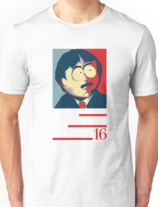Randy Marsh 16 - I Thought This Was America Unisex T-Shirt