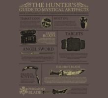 The Hunters Guide to Mystical Artifacts by Manny Peters