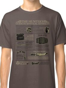 The Hunters Guide to Mystical Artifacts Classic T-Shirt