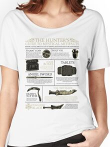 The Hunters Guide to Mystical Artifacts Women's Relaxed Fit T-Shirt