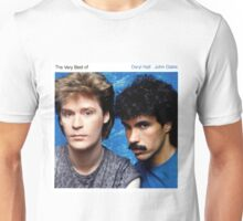 The Very Best of Daryl Hall & John Oates Unisex T-Shirt