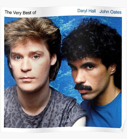 The Very Best of Daryl Hall & John Oates Poster