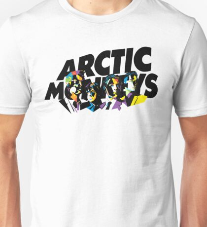 Arctic Monkeys Mosaic Unisex T-Shirt