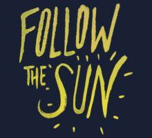 Follow the Sun Kids Clothes