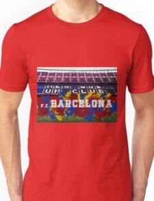 F.C. Barcelona - Camp Nou Unisex T-Shirt