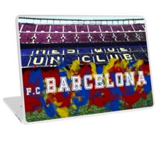 F.C. Barcelona - Camp Nou Laptop Skin