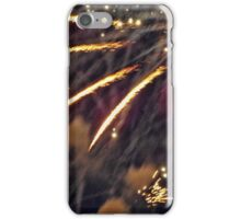 4th of July fireworks iPhone Case/Skin