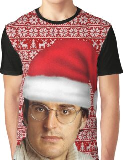 All I want for Christmas is Lou Graphic T-Shirt