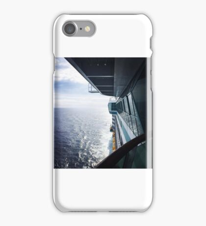 Voyage to the left iPhone Case/Skin