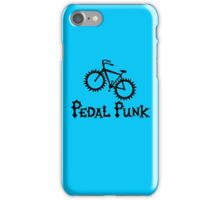 Pedal Punk  iPhone Case/Skin