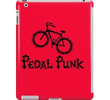 Pedal Punk  iPad Case/Skin