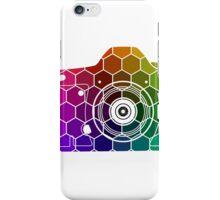 Camera Colors iPhone Case/Skin