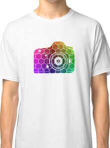 Camera Colors Classic T-Shirt
