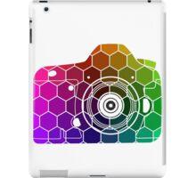 Camera Colors iPad Case/Skin