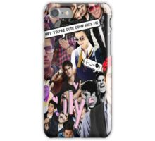Darren Criss Tumblr Collage  iPhone Case/Skin