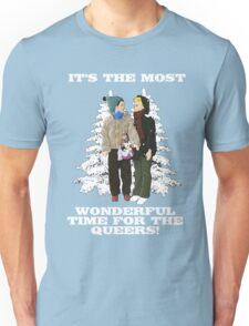 It's The Most Wonderful Time For the Queers! Unisex T-Shirt