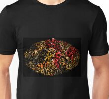 Peppers - Abstract Unisex T-Shirt