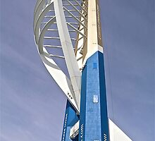 The Spinnaker by John Thurgood