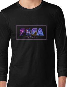 SEGA WAVE Long Sleeve T-Shirt