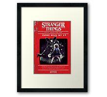 Stranger Dungeons Framed Print