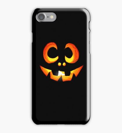 Jack O Lantern Man iPhone Case/Skin