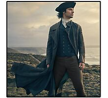 Ross Poldark  Photographic Print