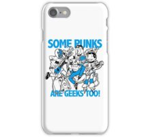 Geek Punk iPhone Case/Skin